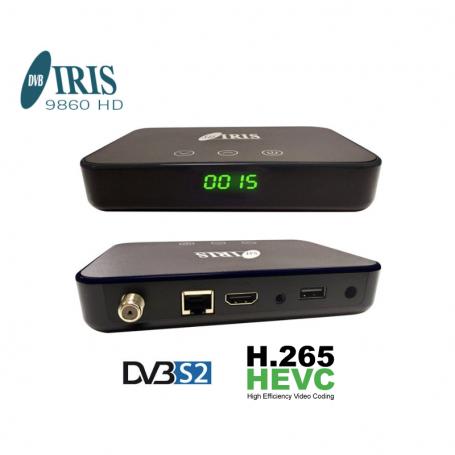 IRIS 9860 HD
