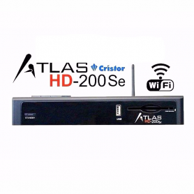 Cristor Atlas HD-200 SE