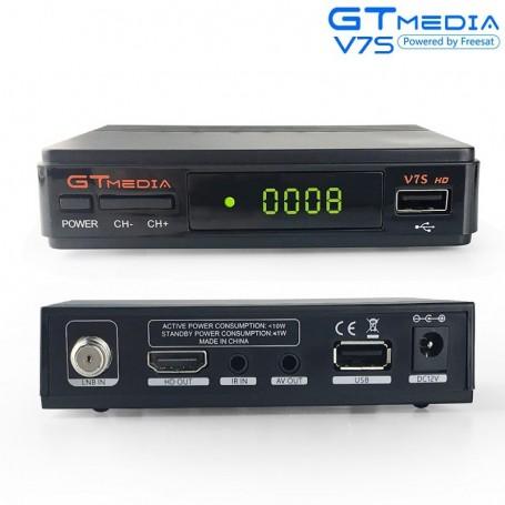 GTMedia V7S HD + antena WIFI