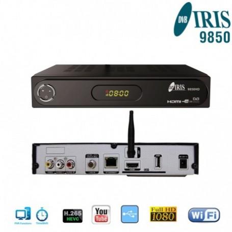 IRIS 9850 HD