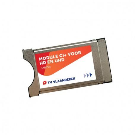 Pcmcia Viaccess + Tarjeta TV Vlaanderen