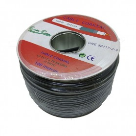Cable coaxial de 7mm, 28.2db a 2150Mhz