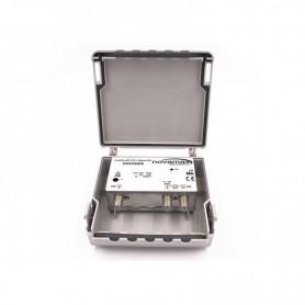 Amplificador mástil Novamax, mezcla TDT