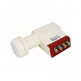 LNB Quad Inverto, cuello