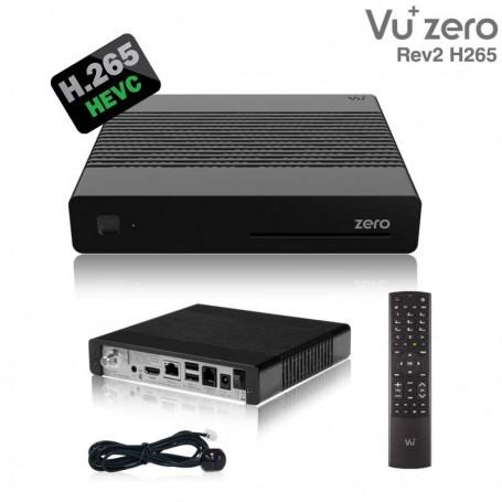VU+ Zero Revisión 2