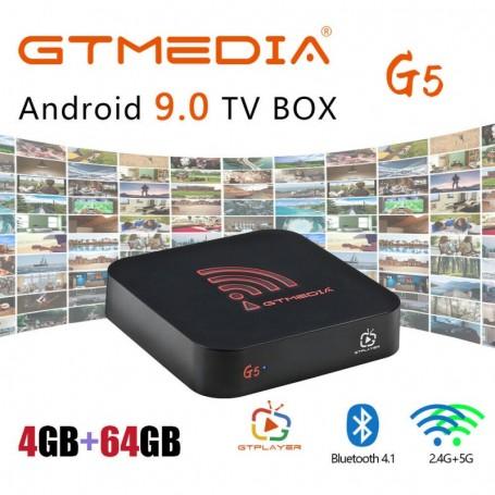 GTMedia G5 TV BOX