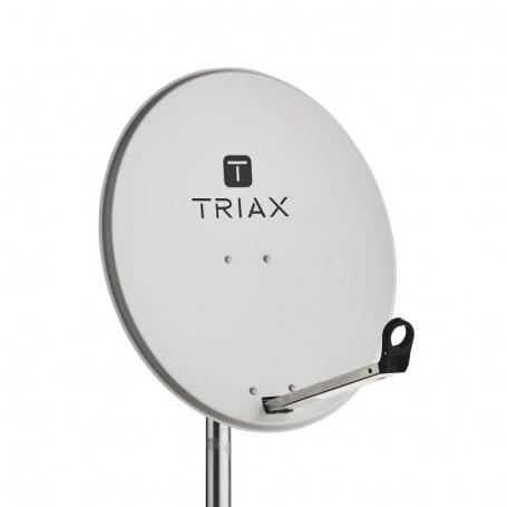 Antena parabólica Triax 80 cms