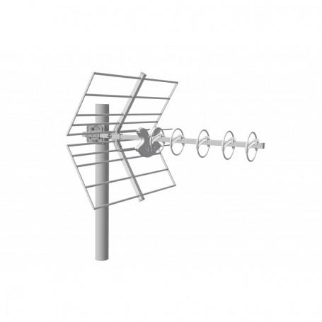 Antena UHF Yagui LTE 5G