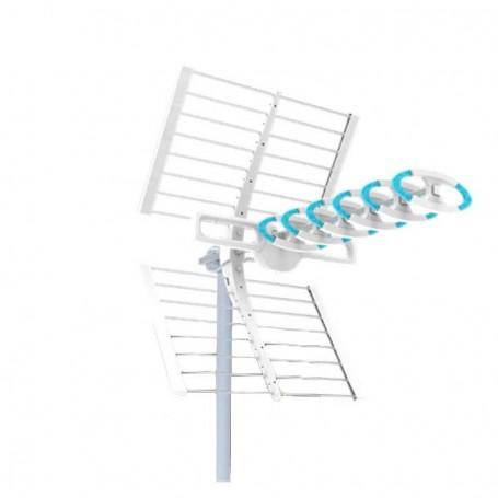 Antena UHF pasiva 5G Novamax 16dB