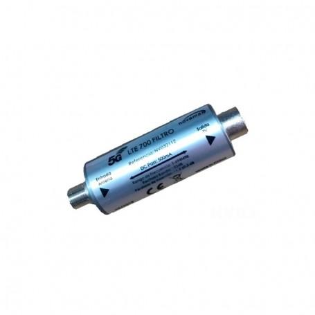 Filtro de rechazo 5G 55 dB