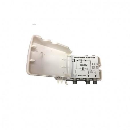 Amplificador interior 2 salidas 24 dB
