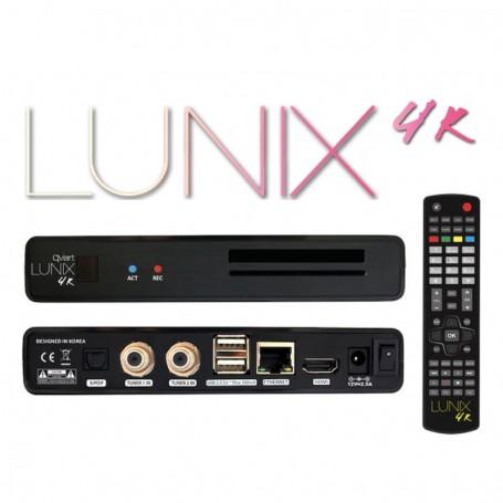 Qviart Lunix 4K Twin